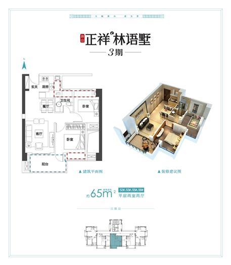 平层A户型65㎡ 2室2厅.jpg